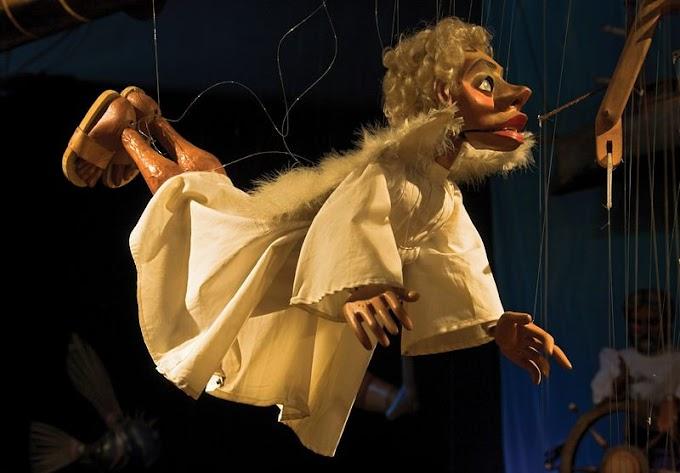 Teatro de bonecos Giramundo é atração do Passo a Paço 2019