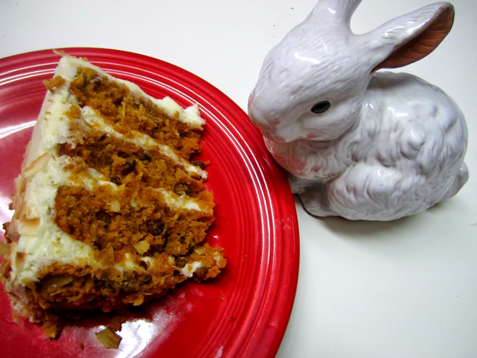 Carrot Cake from Palace Cakes, Portland, Oregon