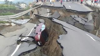 Predicen gran terremoto para el 2019.