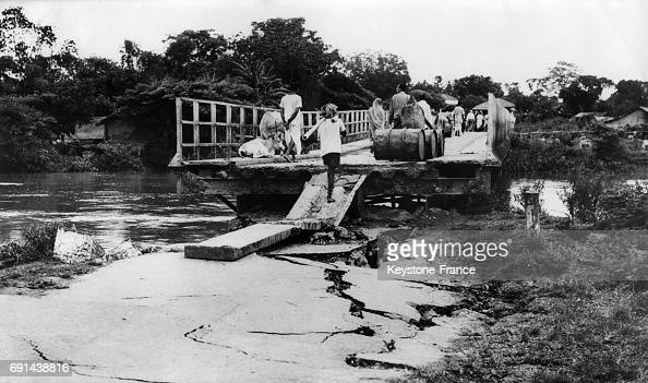 Getty Images: 1950 Assam earthquake