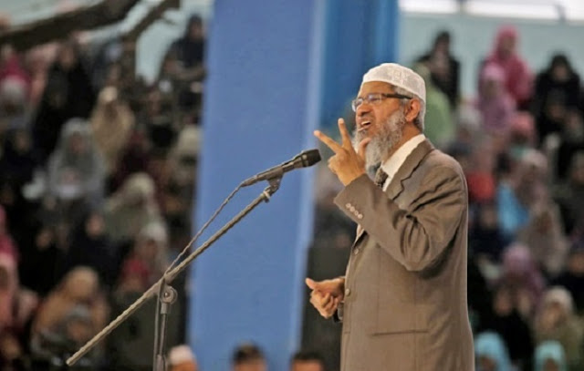 Zakir Naik Dituduh Gelapkan Sumbangan untuk Kesejahteraan Umat Islam