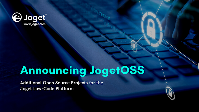 Announcing JogetOSS: Additional Open Source Projects for the Joget Low-Code Platform