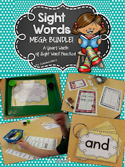 Sight Words BUNDLE
