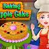 لعبة تحضير خبز التفاح