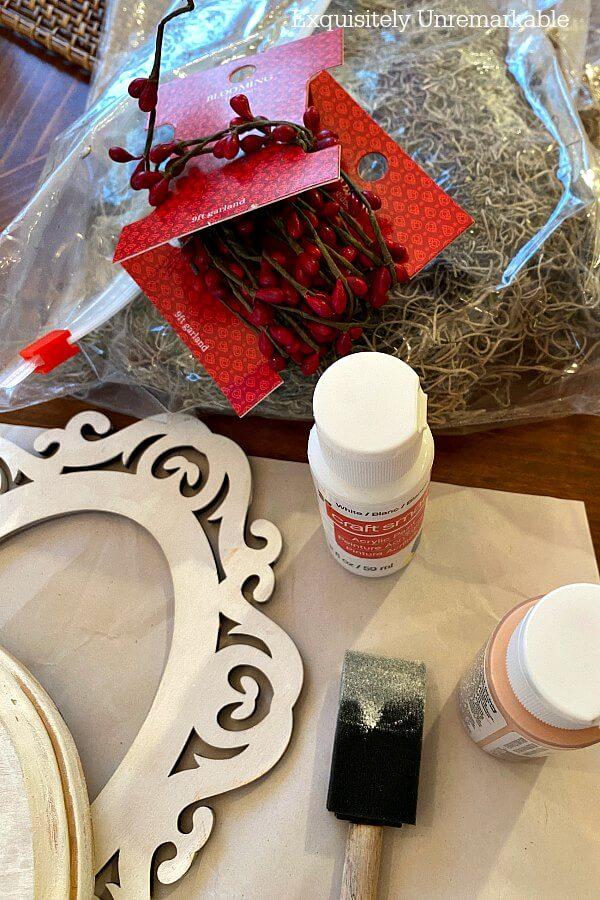 Junk Art Angel Craft Supplies