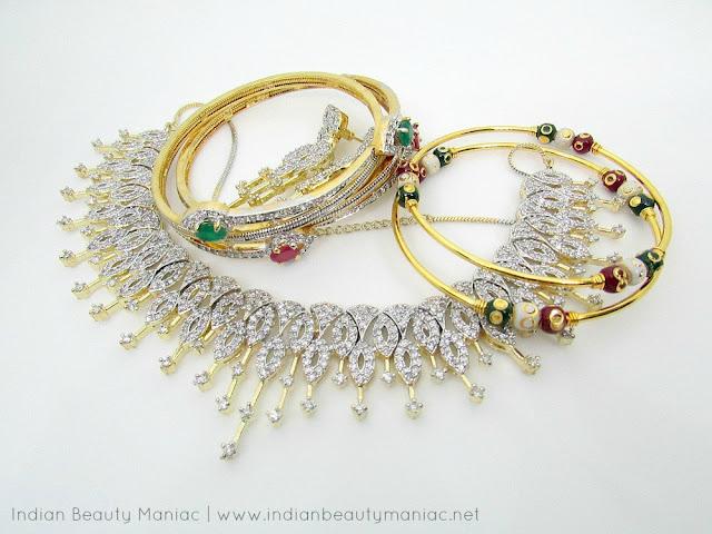 YouBella, YouBella.com, Jewelry Haul, Shopping, Online Jewelry Shopping