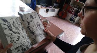 der erste Kaiser, Buchvogel liest