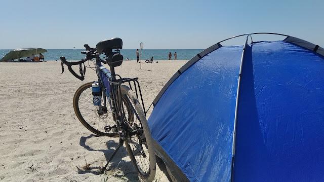 Кемпинг на велосипеде