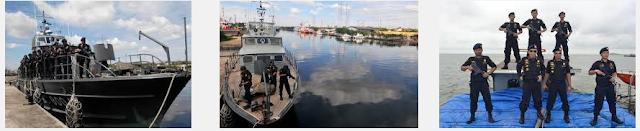 Patroli Laut Bea Cukai