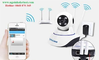 Tìm hiểu về Camera IP Wifi.