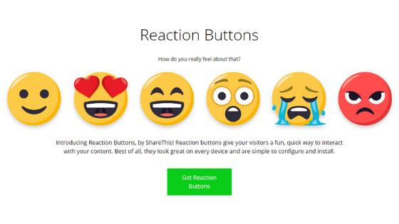 Cara Membuat Icon Reaksi di Bawah Postingan Blog
