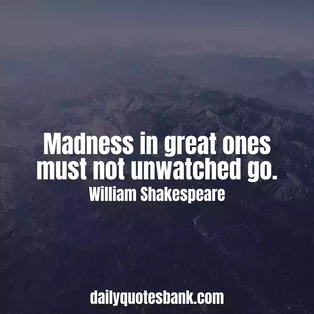 Best William Shakespeare Quotes On Life Lessons