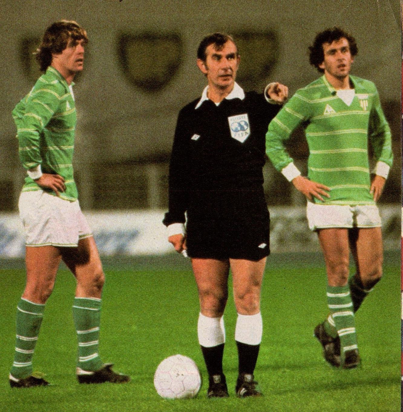 Soccer Nostalgia Soccer Memories Part 32 La Caisse Noire The