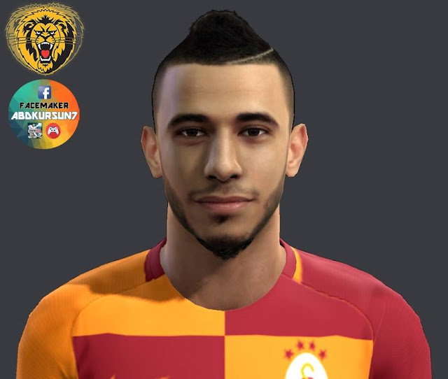 Ultigamerz Pes 2010 Pes 2011 Face: Ultigamerz: PES 2013 Younès Belhanda (Galatasaray SK) Face