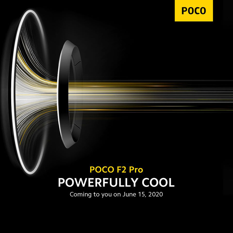 Save the date! POCOPHONE F2 Pro will go official in PH on June 15