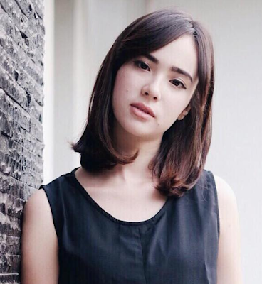 foto Pamela Bowie pemeran Mbak Yul