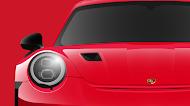 Porsche Minimalist mobile wallpaper