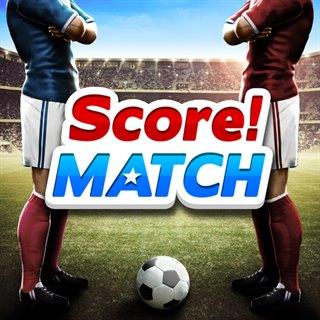 تحميل لعبة ماتش score match مهكرة للأندرويد