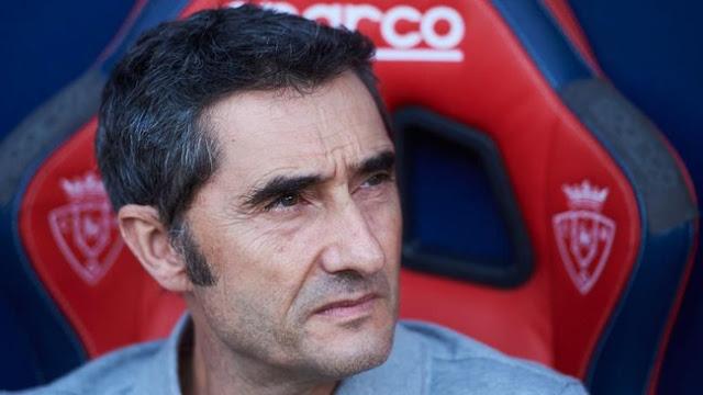 The atmosphere at Ernesto Valverde's Favorite Iduna Park Signal