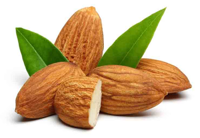 Almonds in all sorts of ways