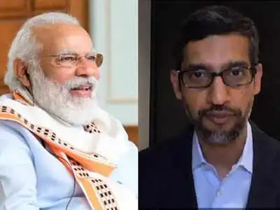 Prime Minister Narendra Modi, Google's CEO Sundar Pichai Debates About How Tech Can Change Lives Of Indian Peoples