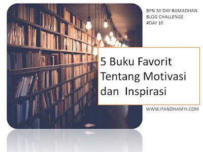 buku inspirasi dan motivasi