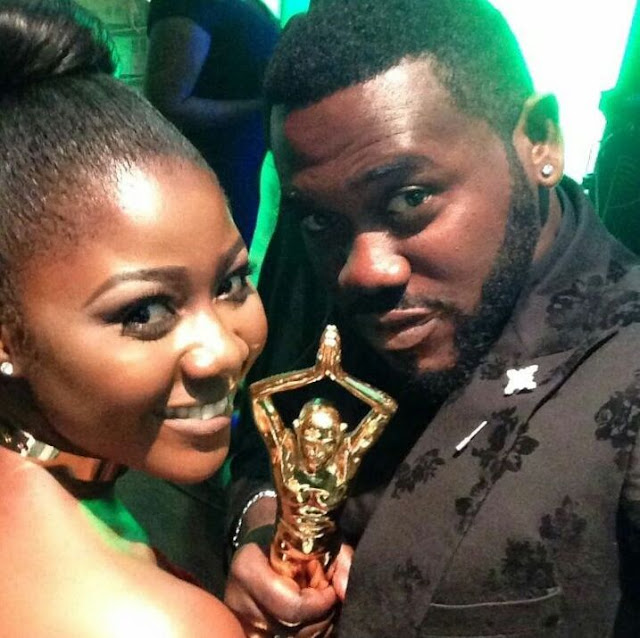 Deyemi Okanlawon Wins 'Best Actor In An African Collaboration' At The 2016 Ghana Movie Awards
