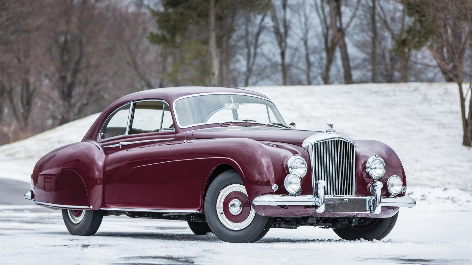 1954 Bentley R-Type Continental Fastback Sports Saloon: $1,815,000