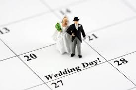 Menentukan Tanggal Baik Untuk Pernikahan, Bagaimana Hukumnya?