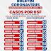 Ponto Novo tem 19 casos ativos de Covid-19; confira a localização no boletim epidemiológico desta quinta (06)
