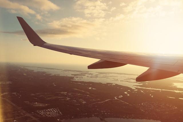 Flight. on flight