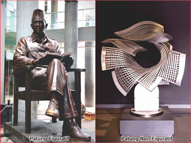 patung-figuratif-dan-nonfiguratif