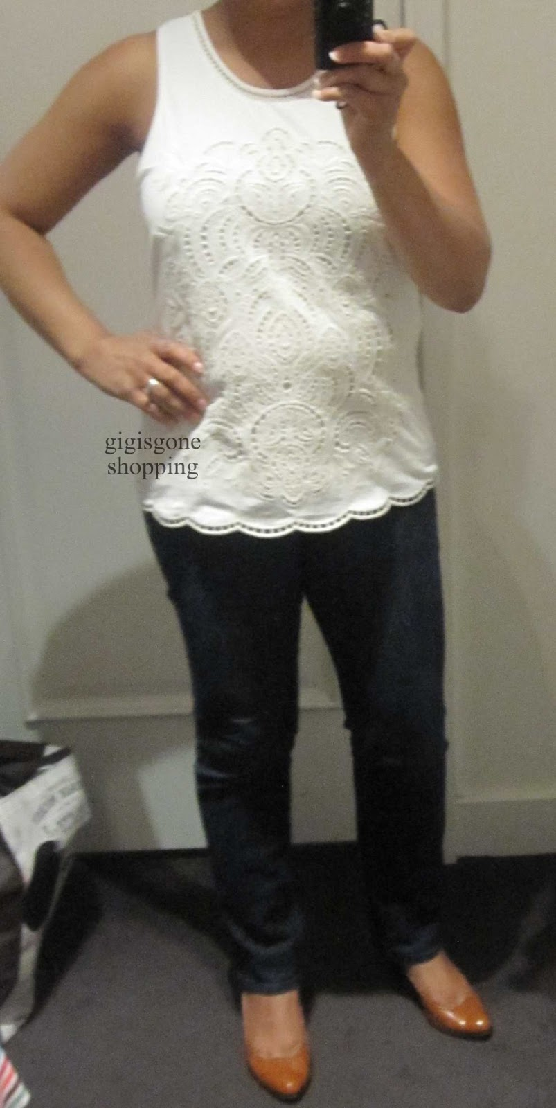 be1cc05eae3ef9 j crew embroidered eyelet tank review Archives - Gigi s Gone Shopping