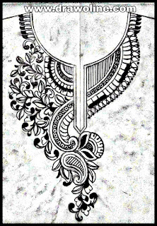 neck design for embroidery/neck patterns for embroidery2020/neck design for hand embroidery