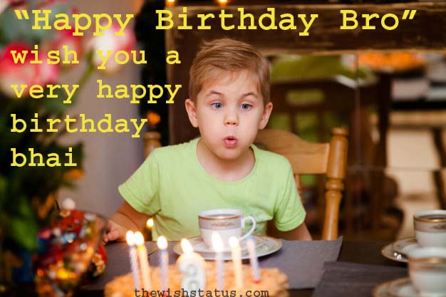 : Latest [Updated 2020] Birthday wishes for brother, birthday wishes for brother in law