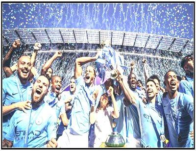 Manchester City Win the Premier League Title Again