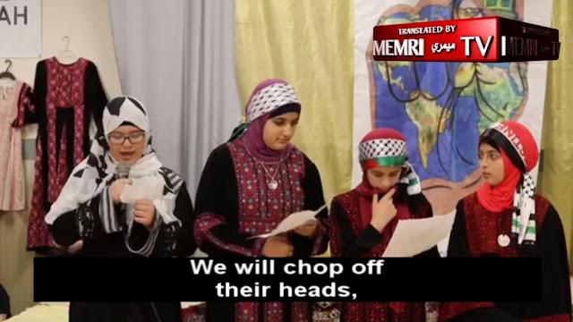 Crianças muçulmanas radicalizadas