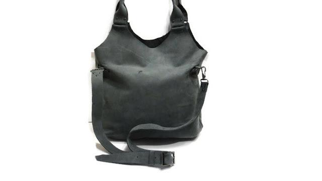 Женская сумка из натуральной кожи crazy horse Ремень регулируется по длине, съемный