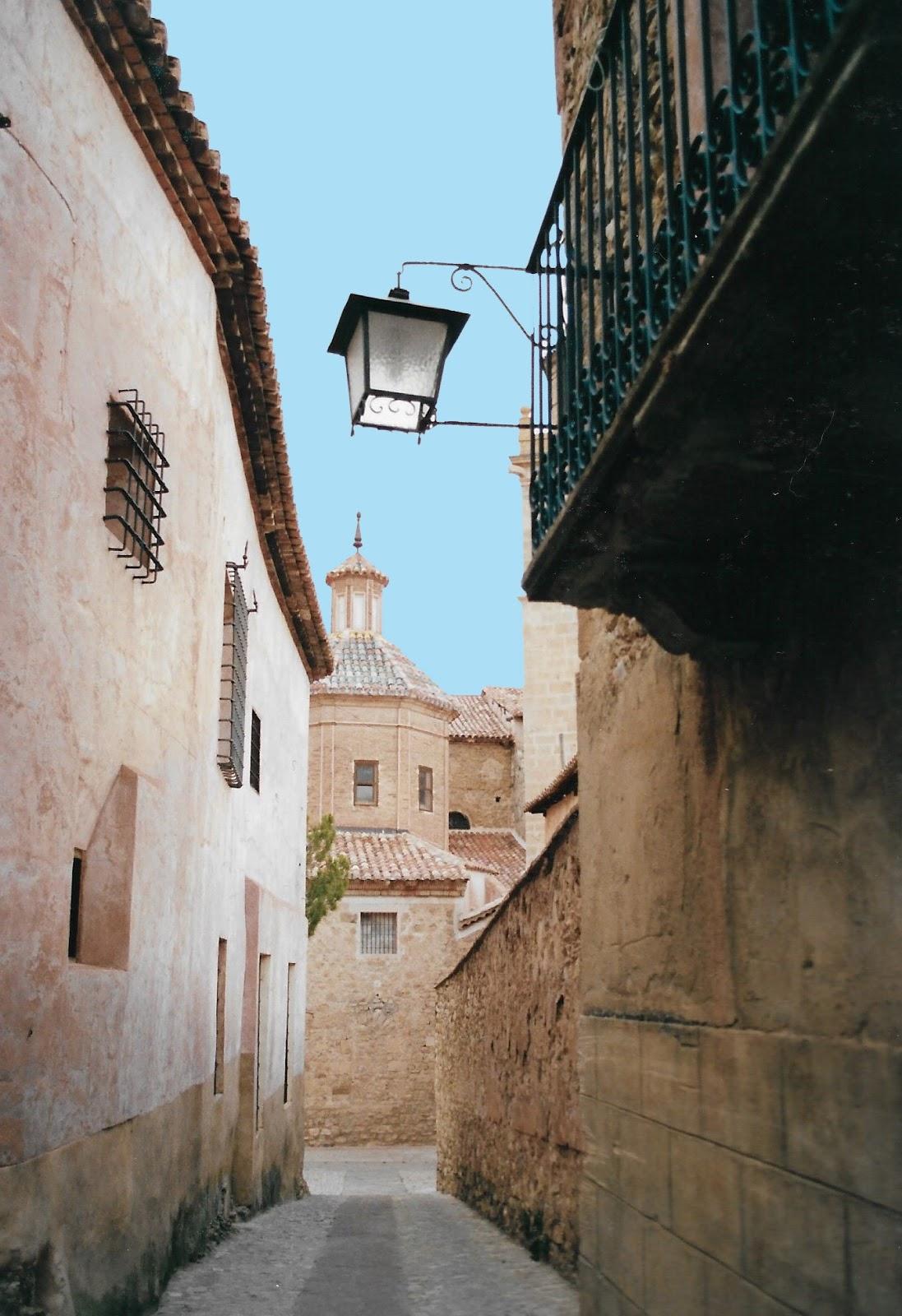 Centro storico di Albarracin