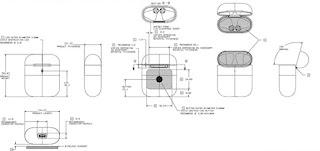 Airpods のChargingCase寸法