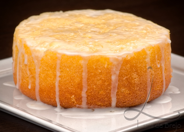 "Lumi´s Blog: Lemon Cake (Bake It Or ""Cook"" It With Rice"