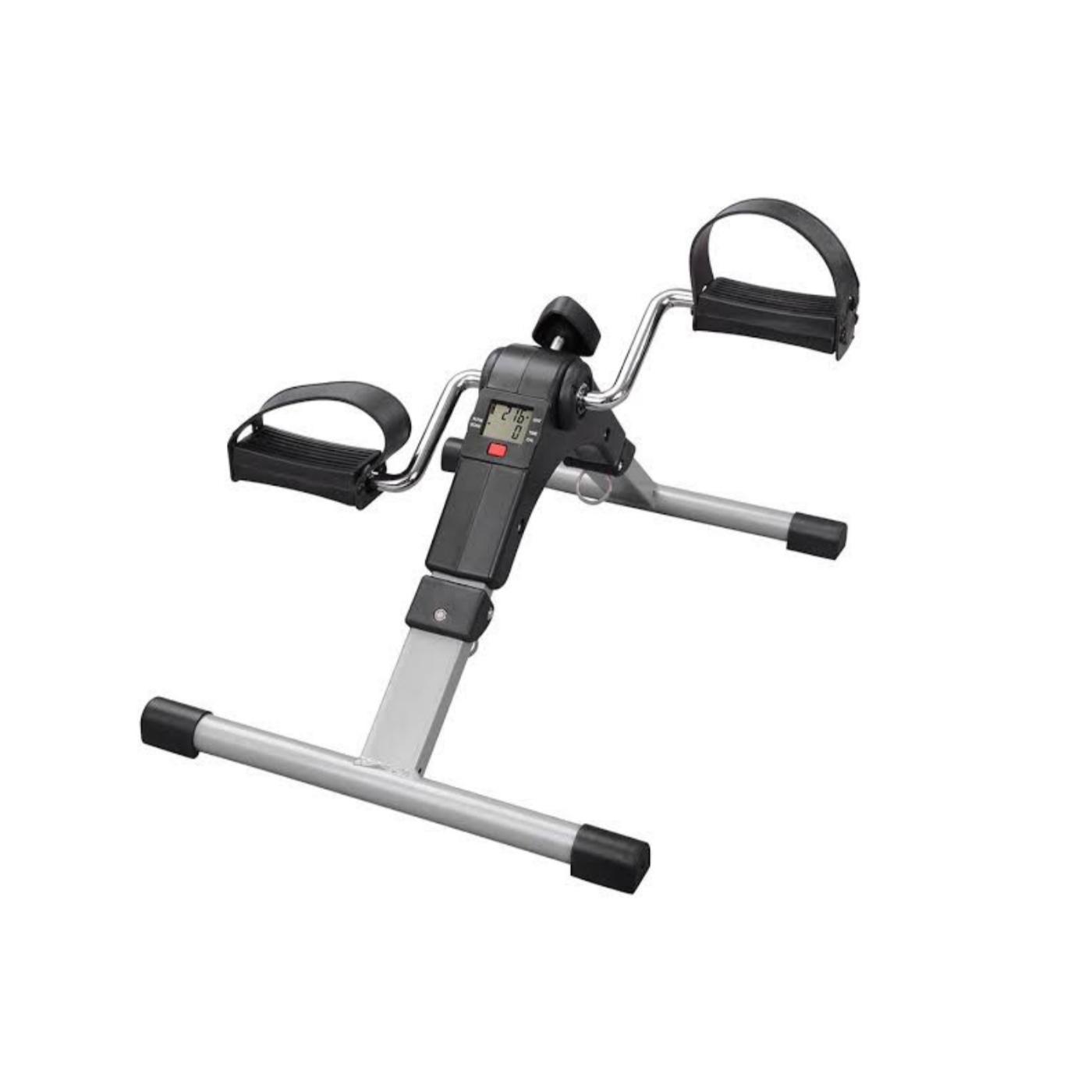 sepeda statis mini lipat portabel
