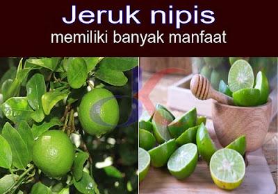 Jeruk nipis - Berbagai manfaat dan efeknya