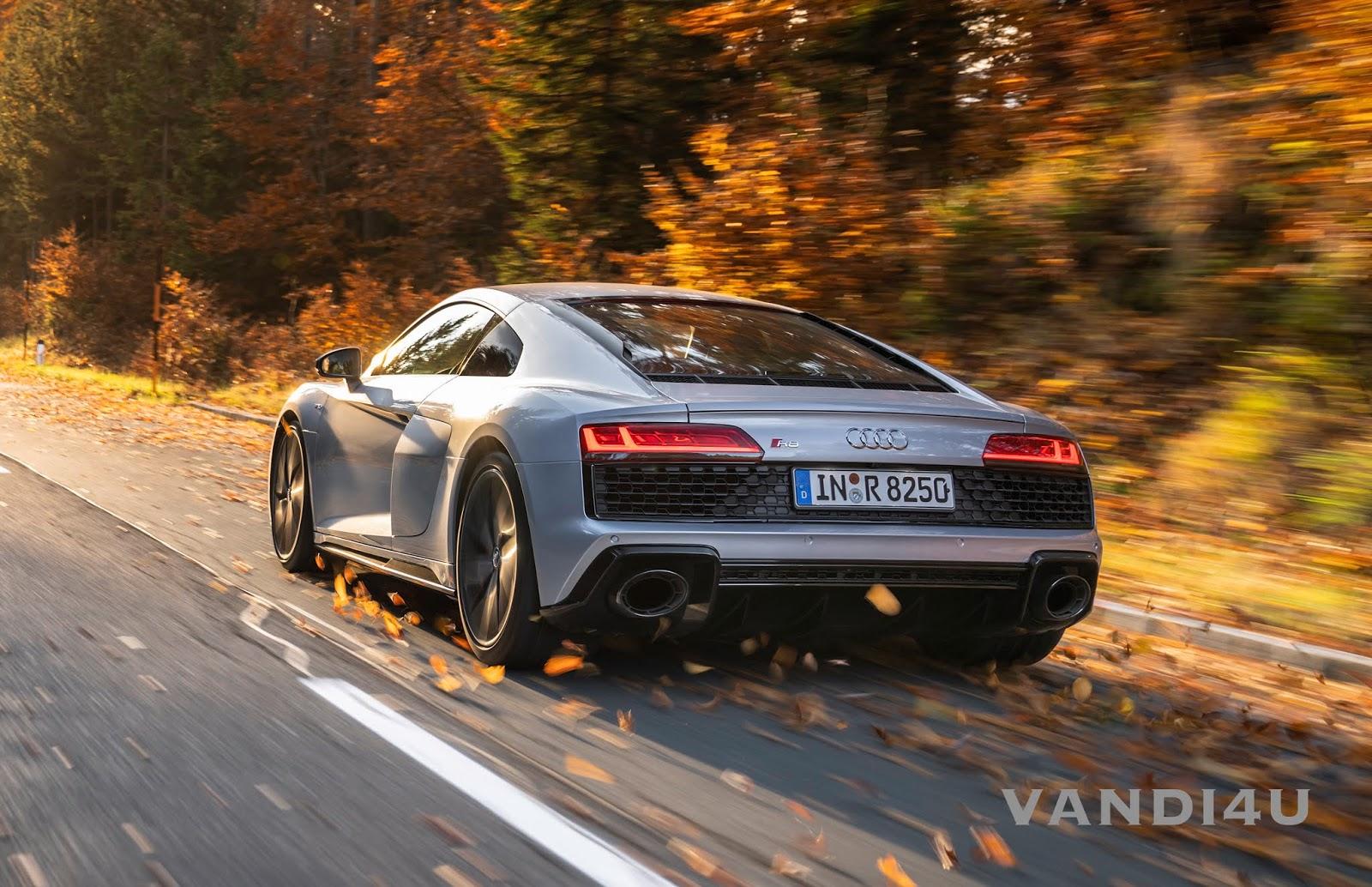 2020 Audi R8 V10 RWD Revealed: Top 5 things to know | VANDI4U