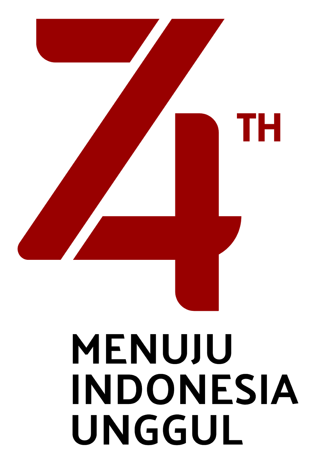 88 Gambar Logo Hut Ri Ke 74 Paling Hist