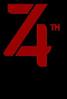 Logo HUT RI Ke-74 - GOOGLE