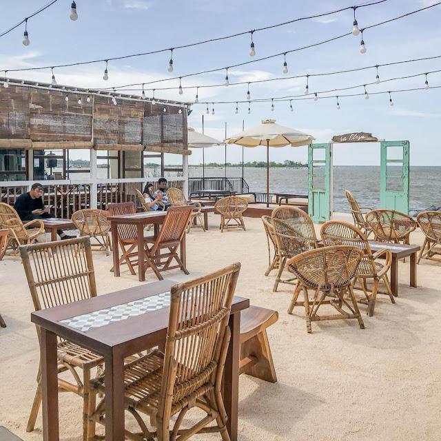 Cafe La Playa Semarang