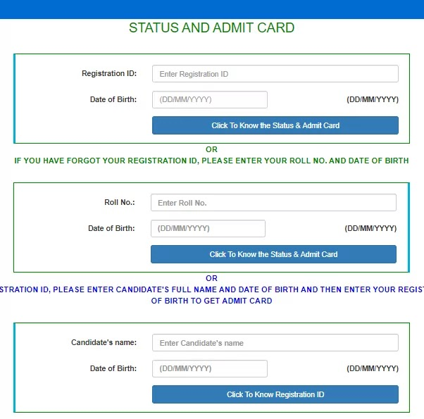 SSC Delhi Police Admit Card 2020 – For  5846 Constable