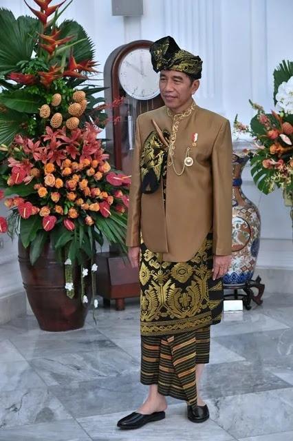 Pakaian Adat Suku Sasak - Nusa Tenggara Barat