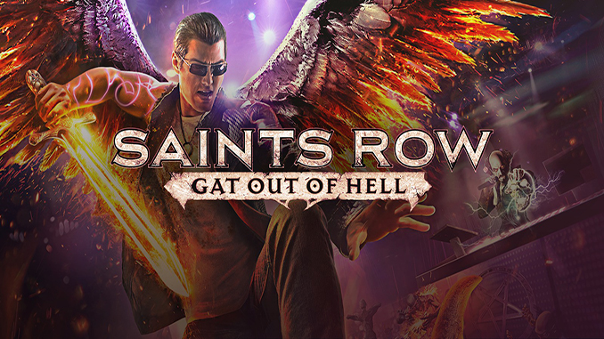 Saints Row: Gat out of Hell + DLC